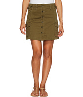 Jag Jeans Petite - Petite Boardwalk Skirt in Divine Twill