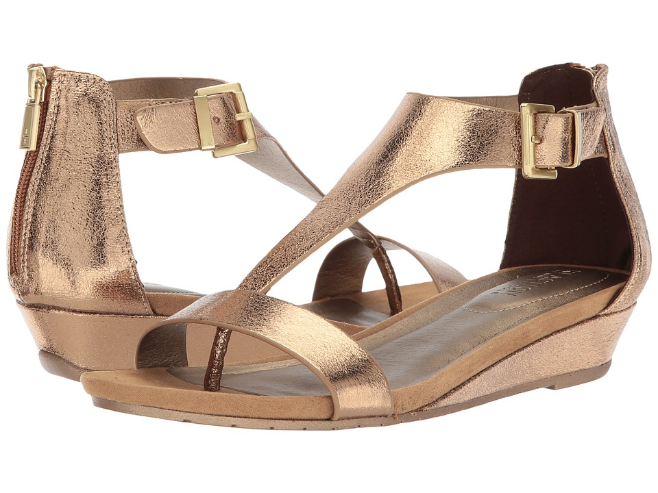 Kenneth Cole Reaction - Great Gal (Medal Gold) Womens Sandals