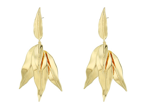 Elizabeth and James Asher Earrings - Yellow Gold