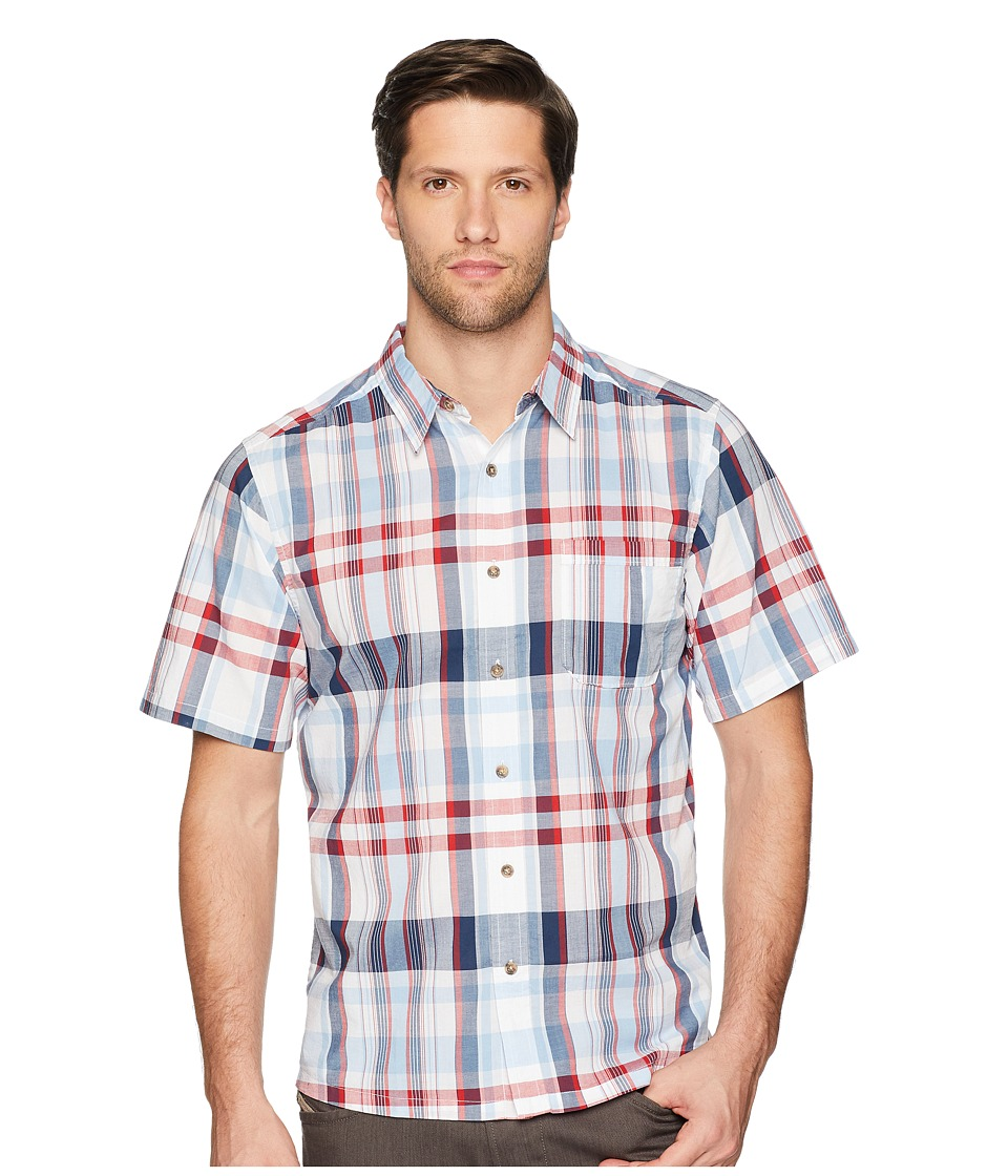 Mountain Khakis - Tomahawk Madras Shirt (Twilight Plaid) Mens T Shirt