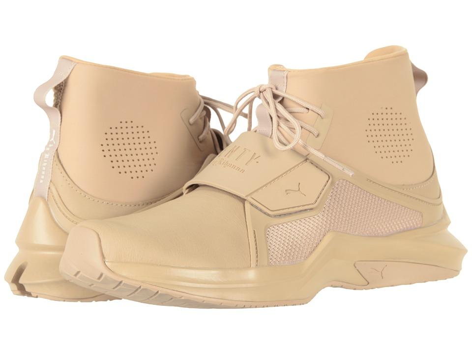 Puma The Trainer Hi by Fenty (Sesame/Sesame) Women's Shoes