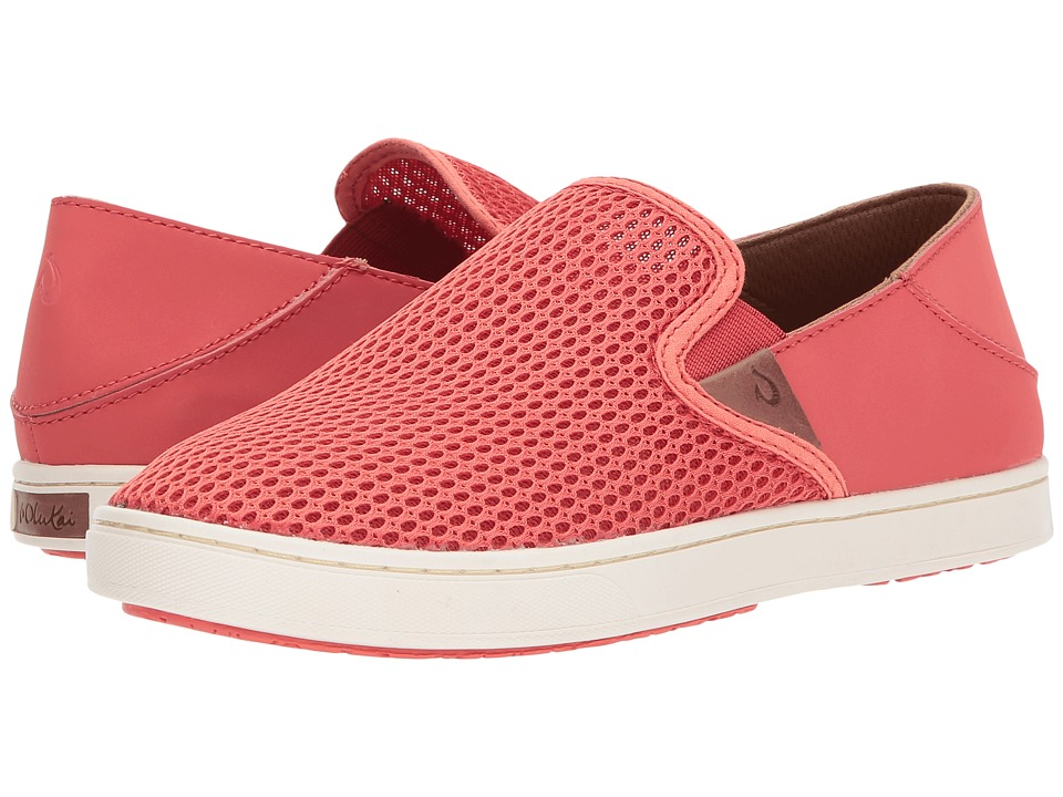 OluKai Pehuea (Paprika/Paprika) Slip-On Shoes