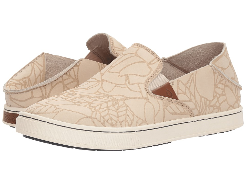 OluKai Pehuea Lau (Tapa/Tapa) Women's Shoes