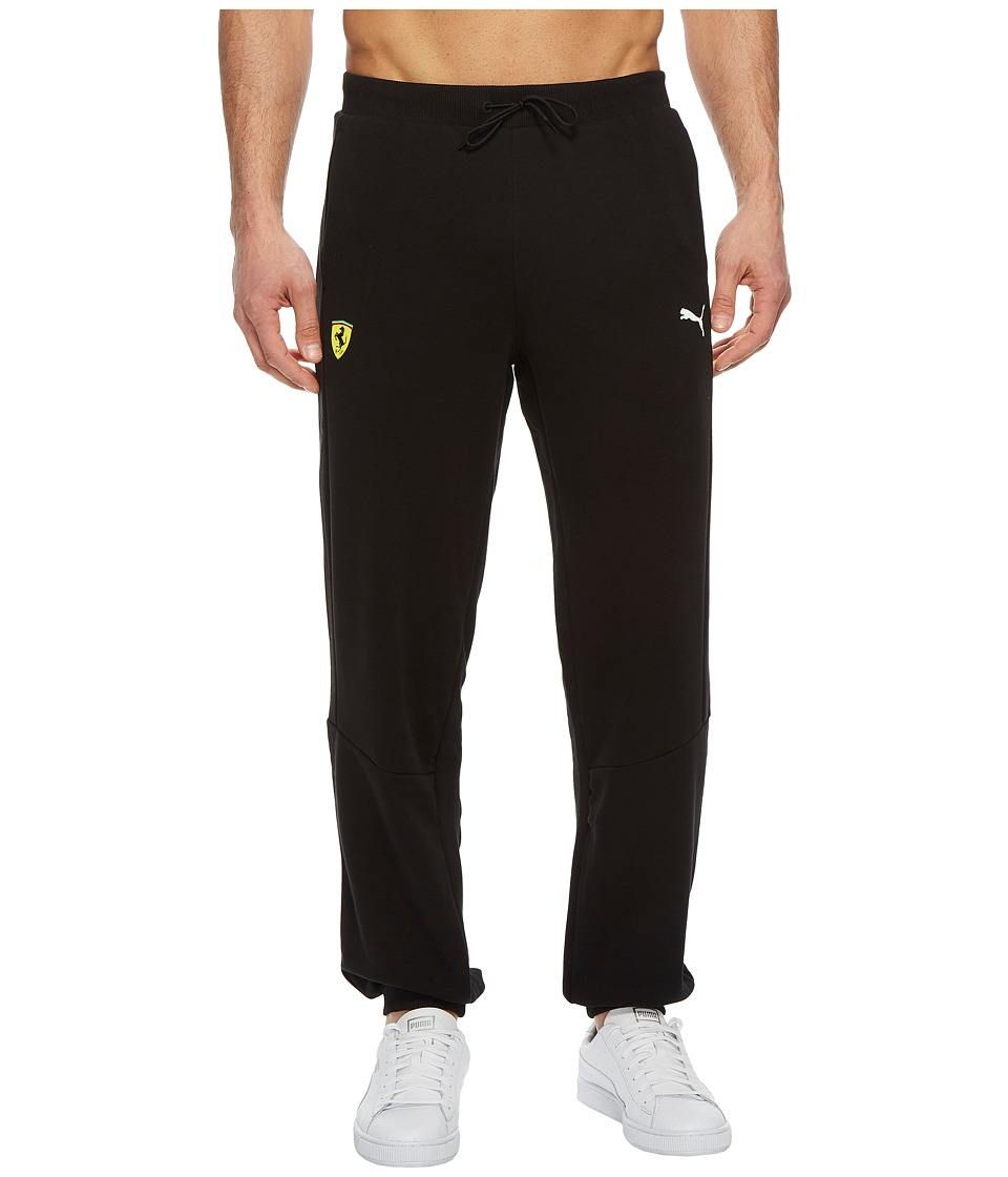 PUMA - SF Sweat Pants (PUMA Black 2) Mens Casual Pants