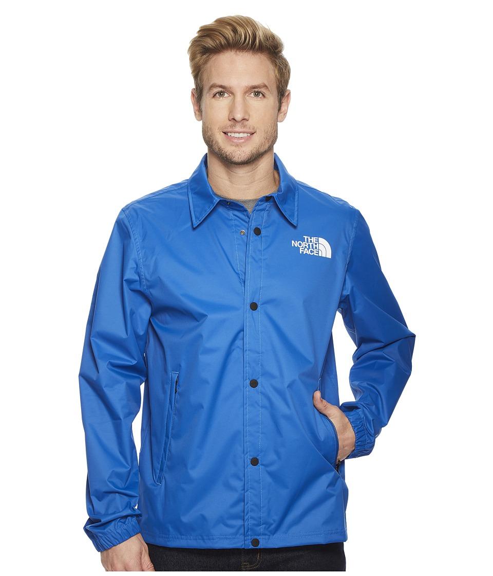 The North Face - TNF Coaches Rain Jacket (Turkish Sea) Mens Coat