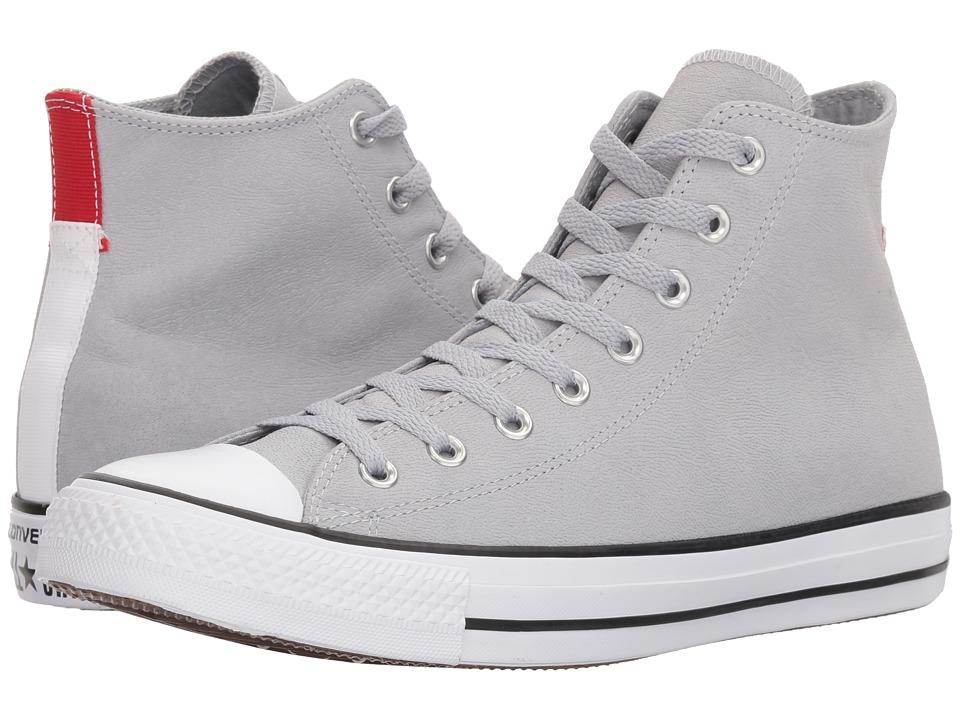 Converse Chuck Taylor(r) All Star(r) Fashion Leather Hi (...