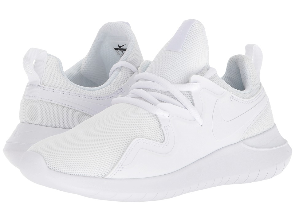 Nike Tessen (White/White/Black) Women's Shoes