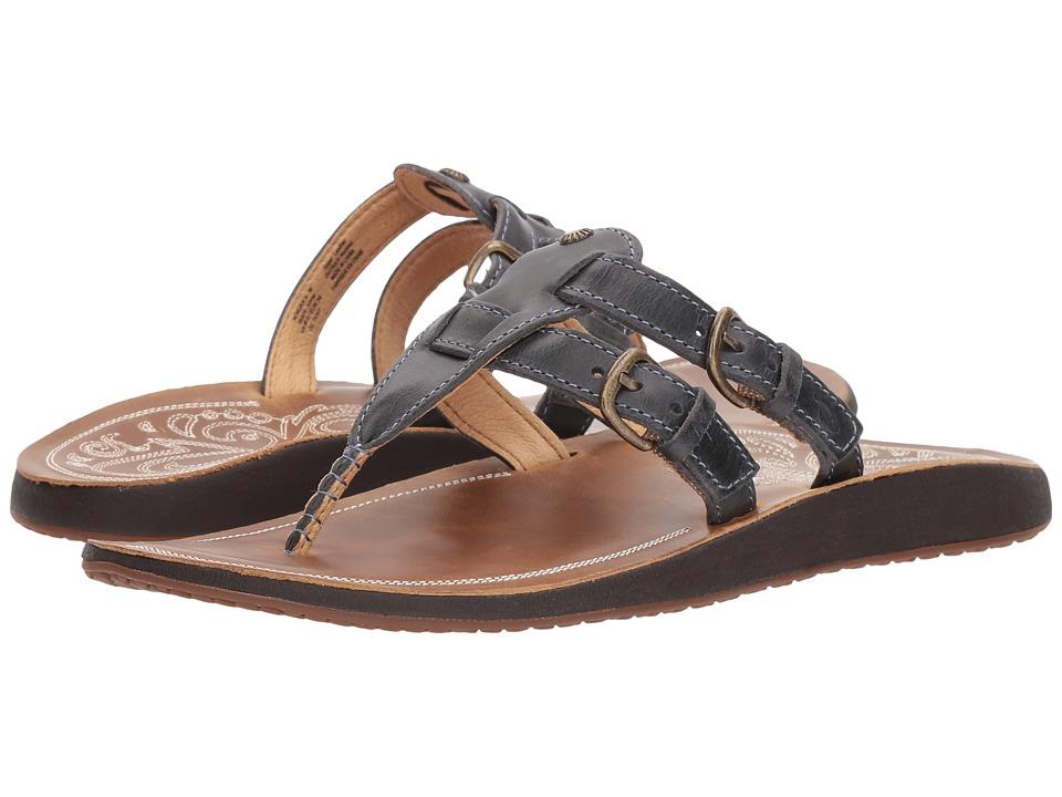 OluKai - Honoka'a (Vintage Indigo/Sahara) Women's Sandals