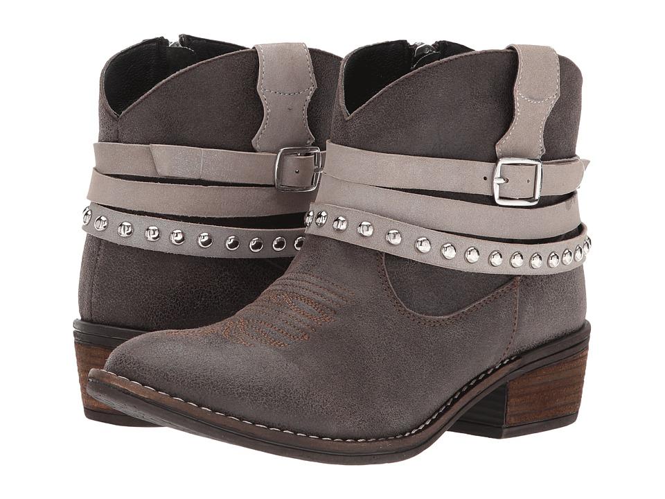 Dingo Logan (Grey) Cowboy Boots