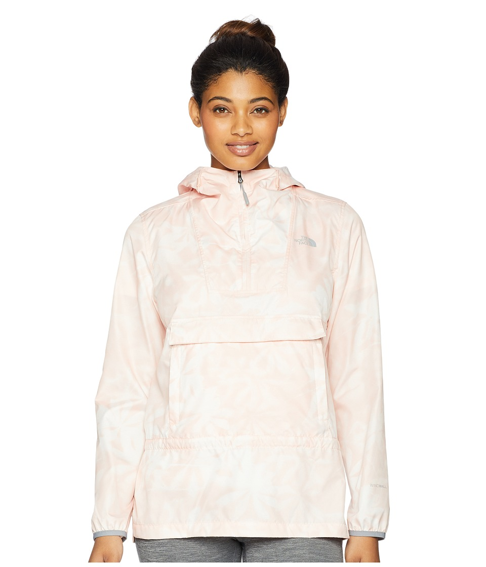 The North Face Fanorak (Evening Sand Pink Lupine Print) Women