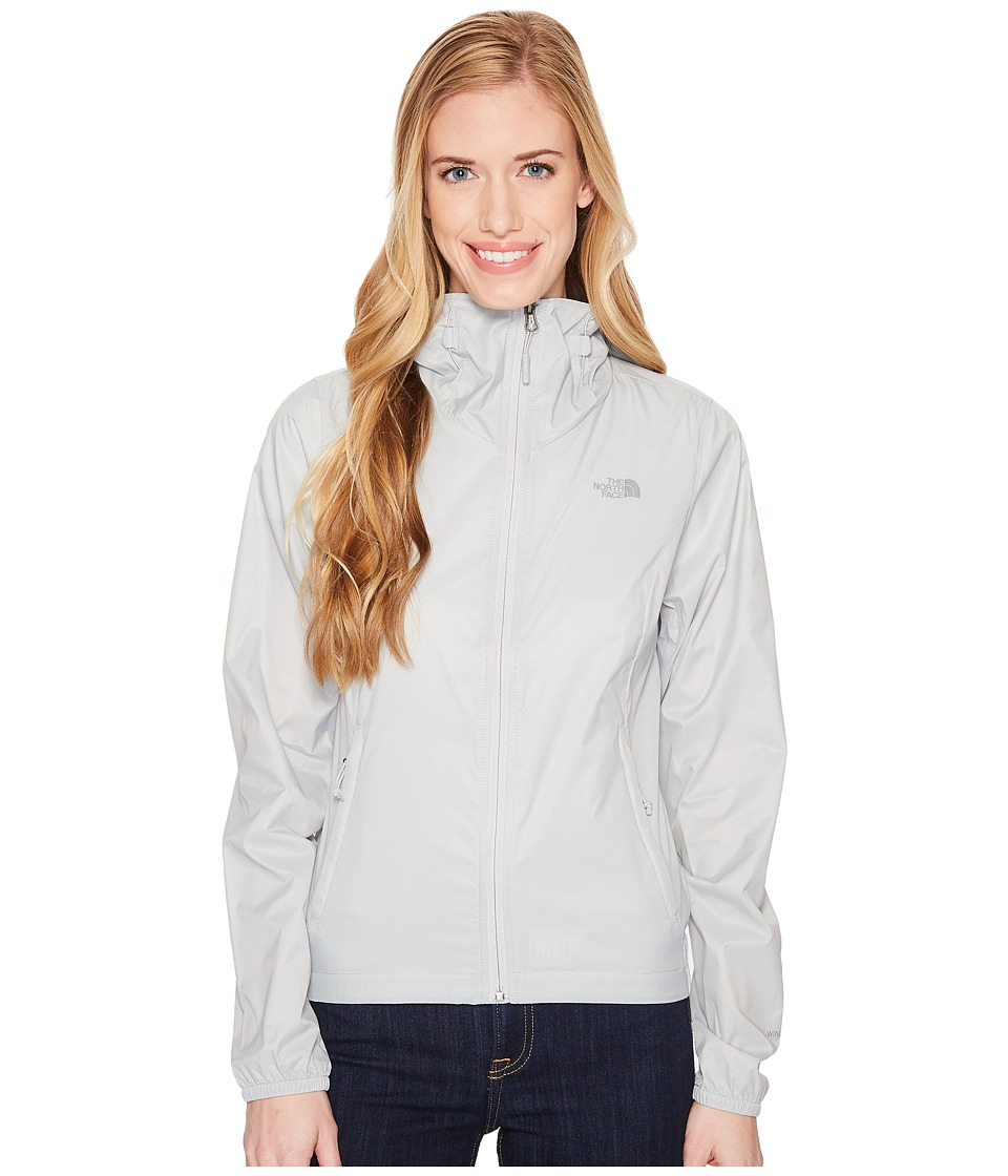 The North Face Cyclone 2 Hoodie (High Rise Grey) Women
