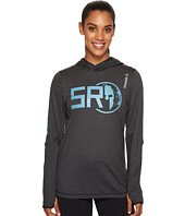 Reebok - Spartan Long Sleeve Hooded Tee