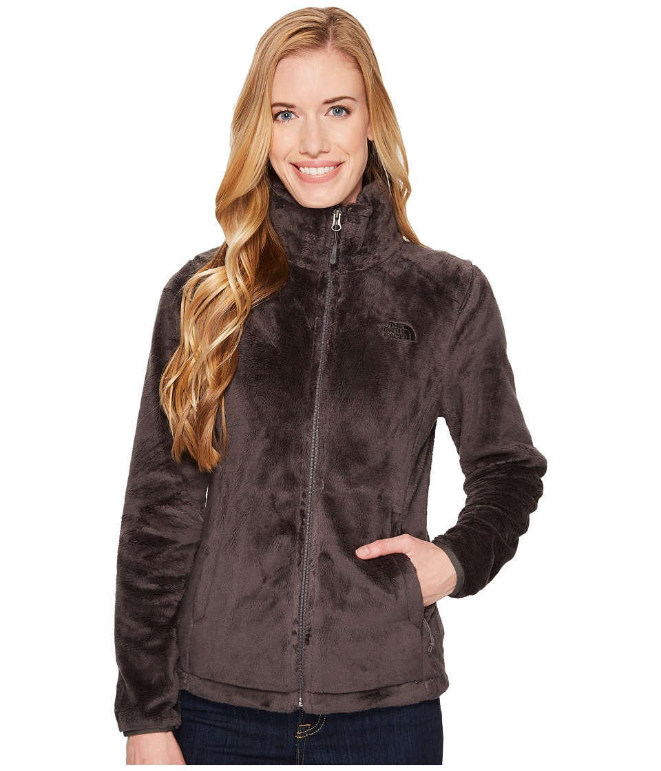 North Face Osito 2 Jacket (Graphite Grey) Women's Coat
