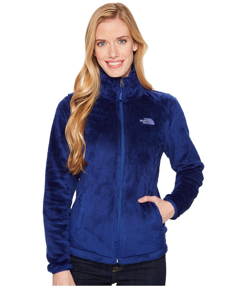 North Face Osito 2 Jacket (Sodalite Blue) Women's Coat