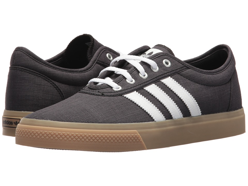 Image of adidas Skateboarding - Adi-Ease (Core Black/Footwear White/Gum 3) Skate Shoes
