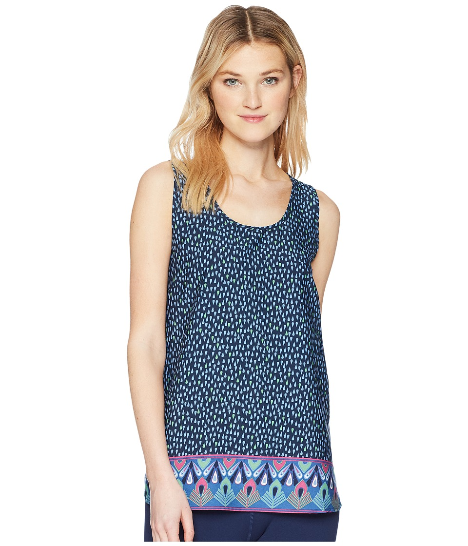 Mountain Khakis - Emma Tank Top (Twilight Print) Womens Sleeveless