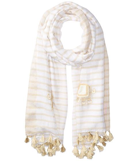 Lilly Pulitzer Jenna Wrap - Resort White Trunkin Stripe