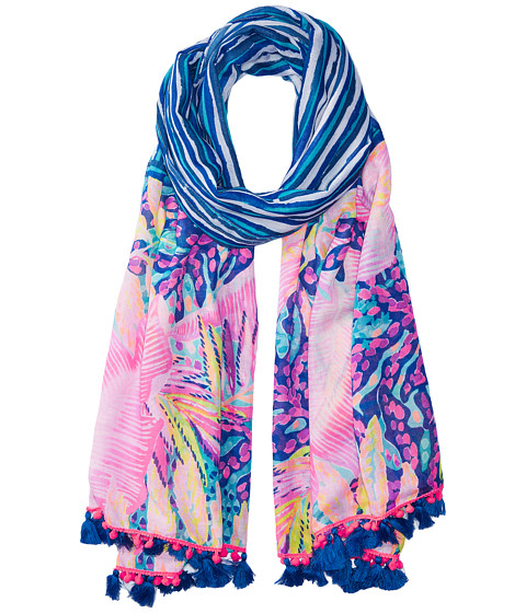 Lilly Pulitzer Palm Breeze Wrap - Multi Off The Grid Engineered