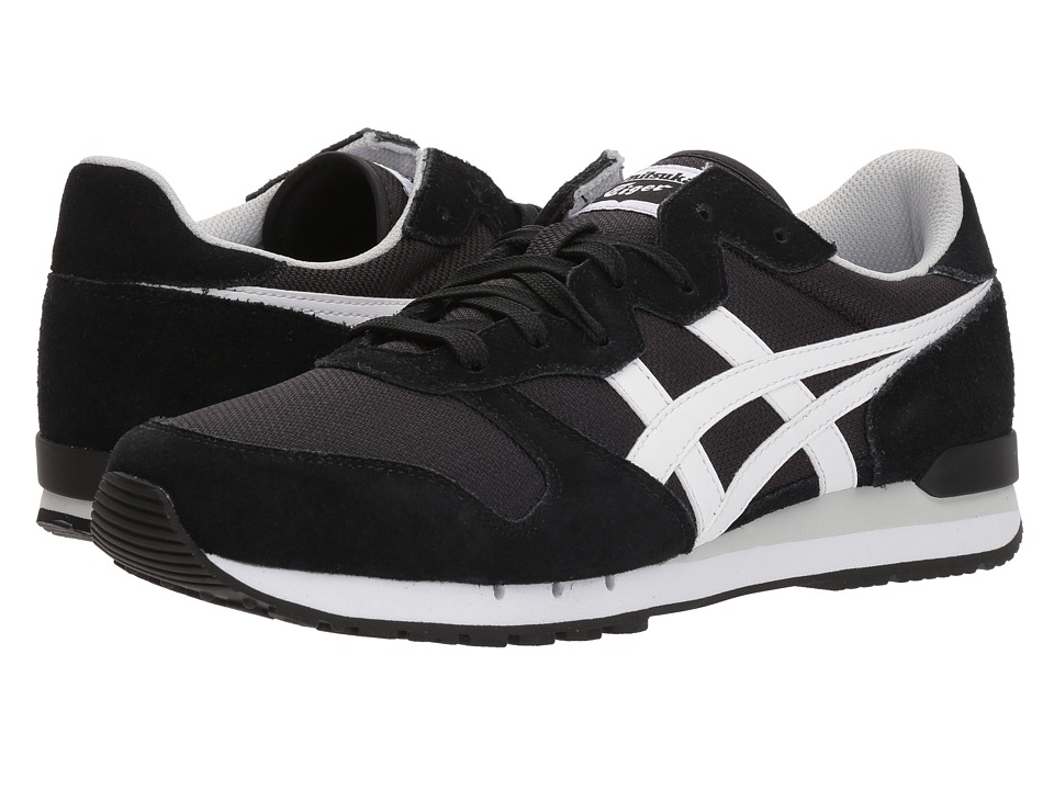 Onitsuka Tiger by Asics - Alvarado (Black/White) Athletic Shoes