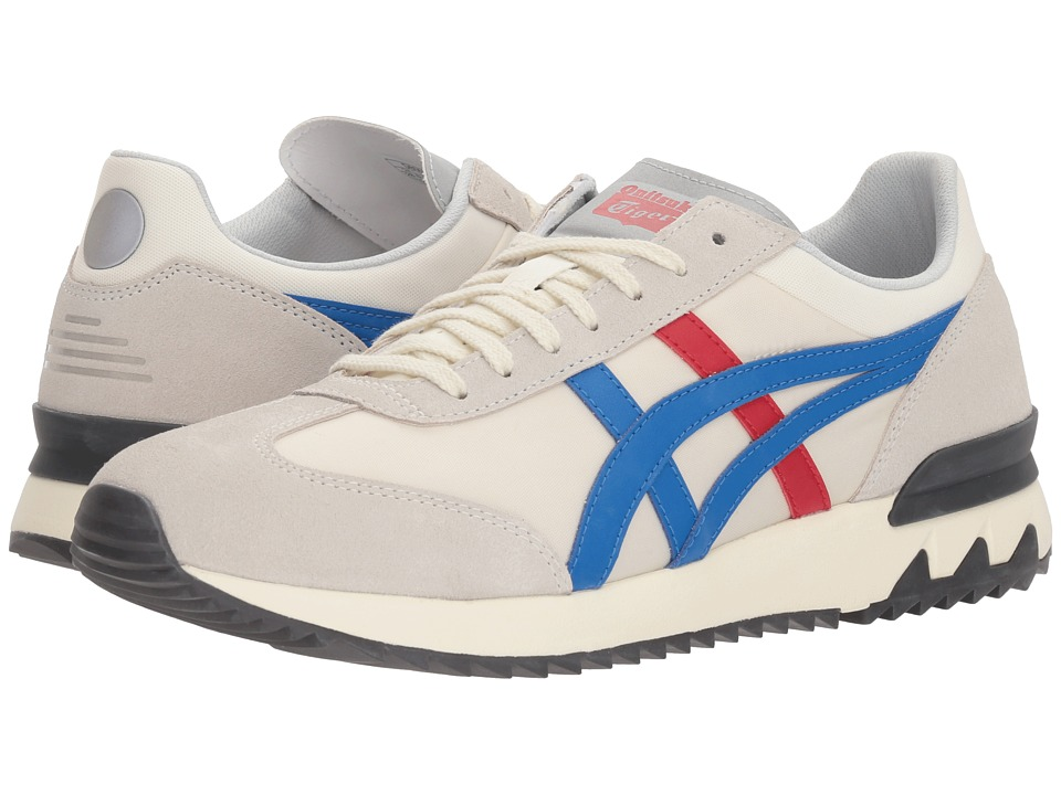 Onitsuka Tiger by Asics - California 78 EX (Cream/Classic Blue) Athletic Shoes