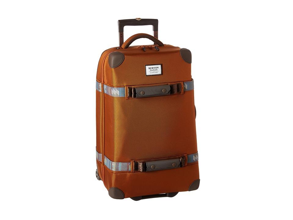 Burton - Wheelie Cargo (True Penny Ballistic) Luggage