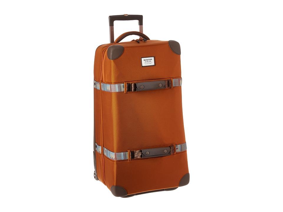 Burton - Wheelie Double Deck (True Penny Ballistic) Duffel Bags