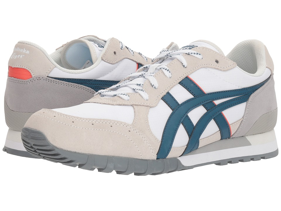 Onitsuka Tiger by Asics - Colorado Eighty-Five(r) (White/Mallard Blue) Shoes