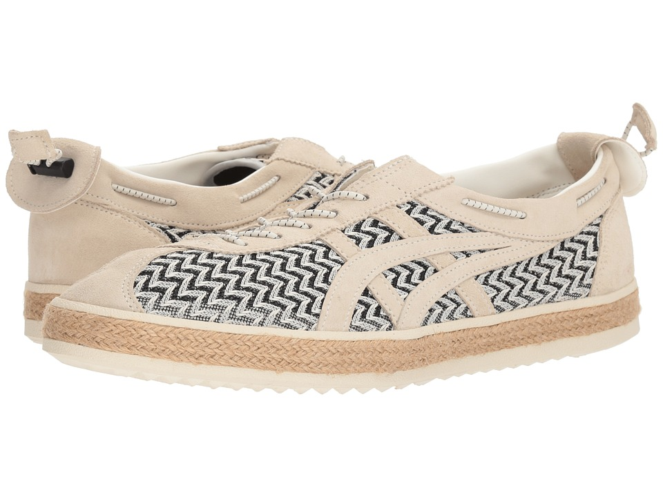 Onitsuka Tiger by Asics - Delegation Light (Cream/Cream) Athletic Shoes