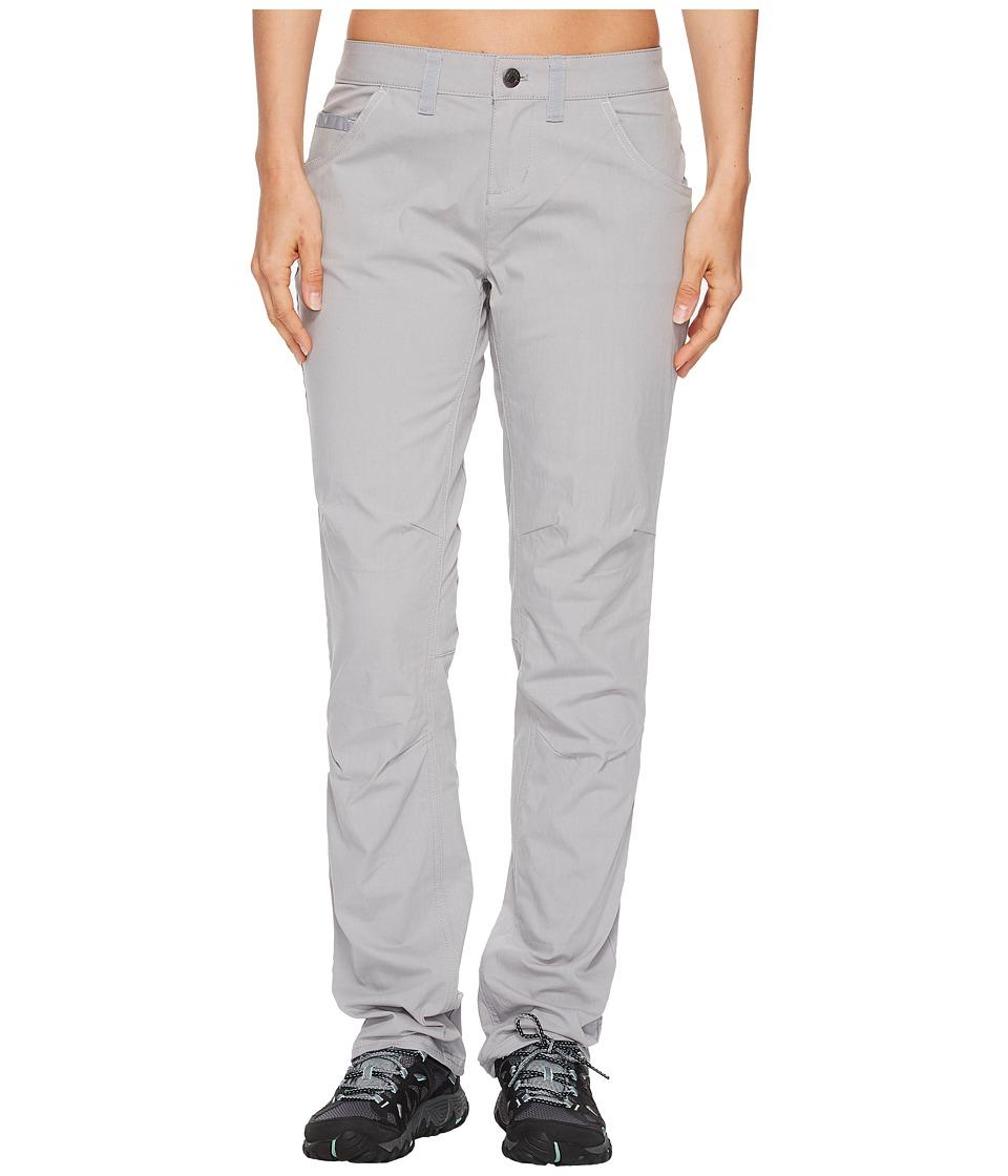 Mountain Khakis Teton Crest Pants Classic Fit (Smoke) Women