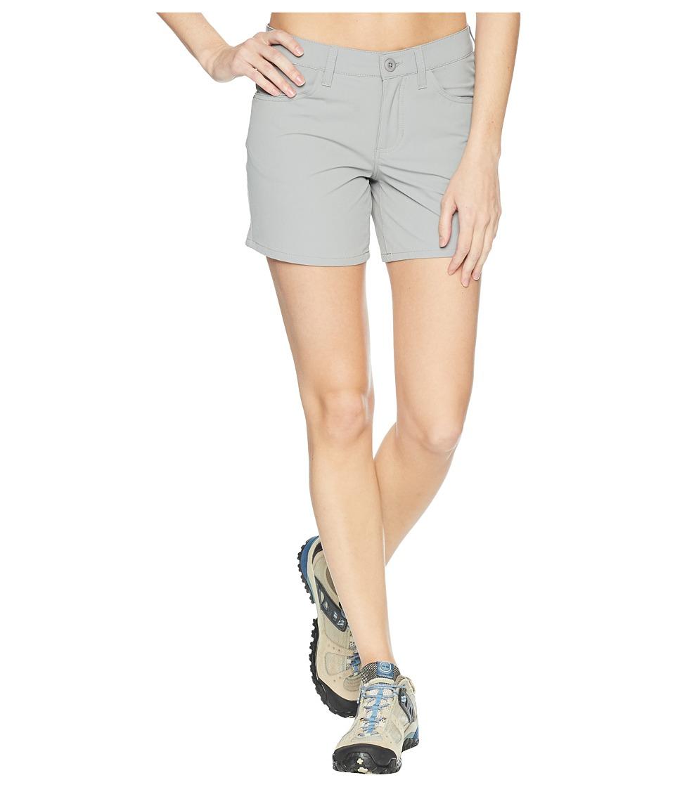 Mountain Khakis - Cruiser II Shorts Classic Fit (Lunar) Womens Shorts