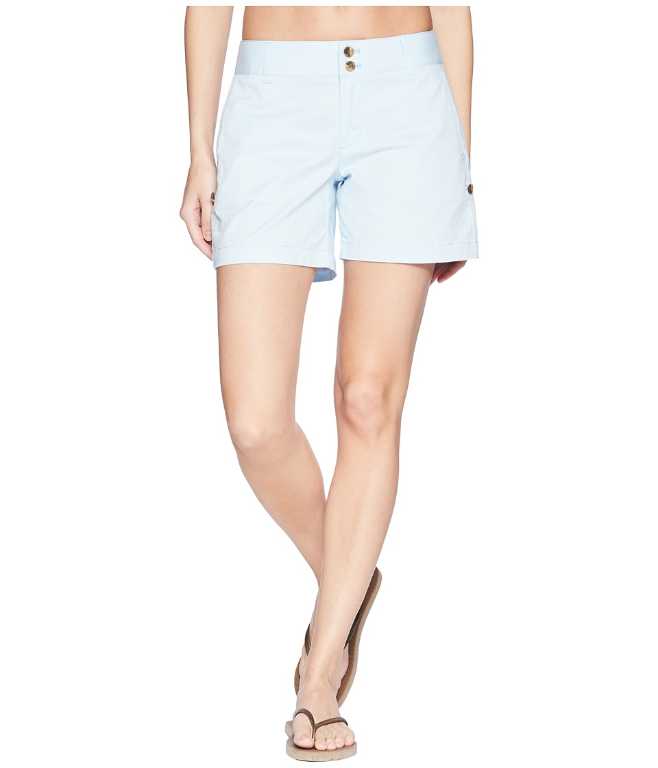 Mountain Khakis - Sadie Chino Shorts (Breeze) Womens Shorts