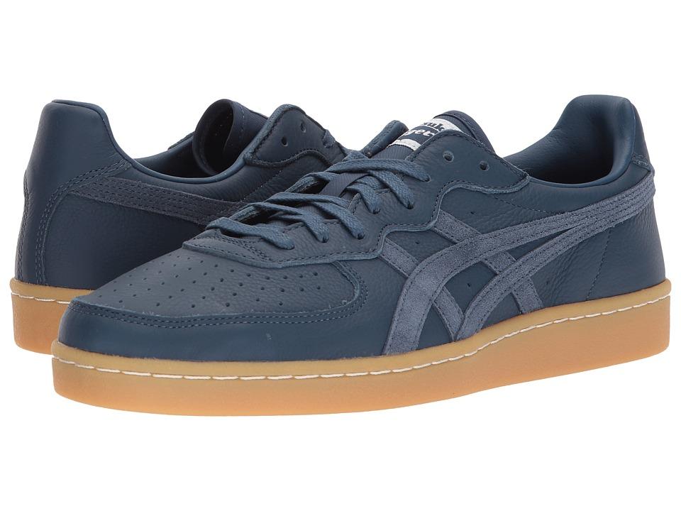 Onitsuka Tiger by Asics GSM (Dark Blue/Dark Blue) Athletic Shoes