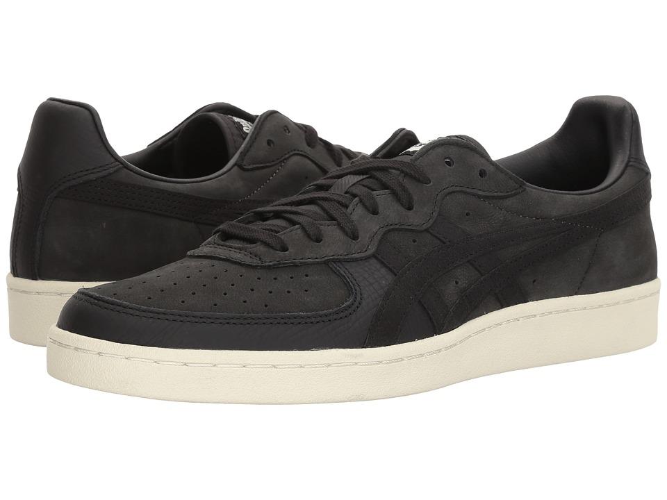 Onitsuka Tiger by Asics GSM (Black/Black) Athletic Shoes
