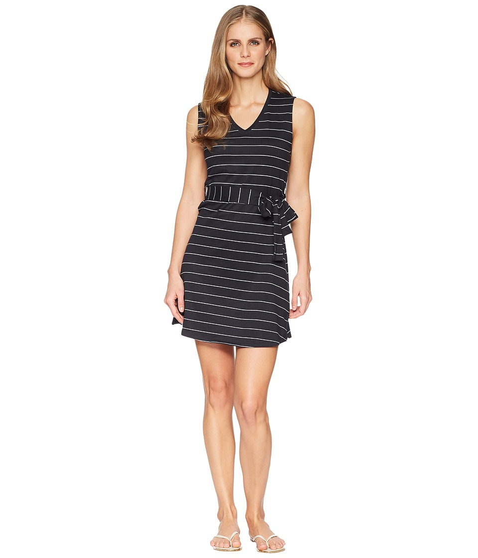 Mountain Khakis - Cora Dress (Black Stripe) Womens Dress