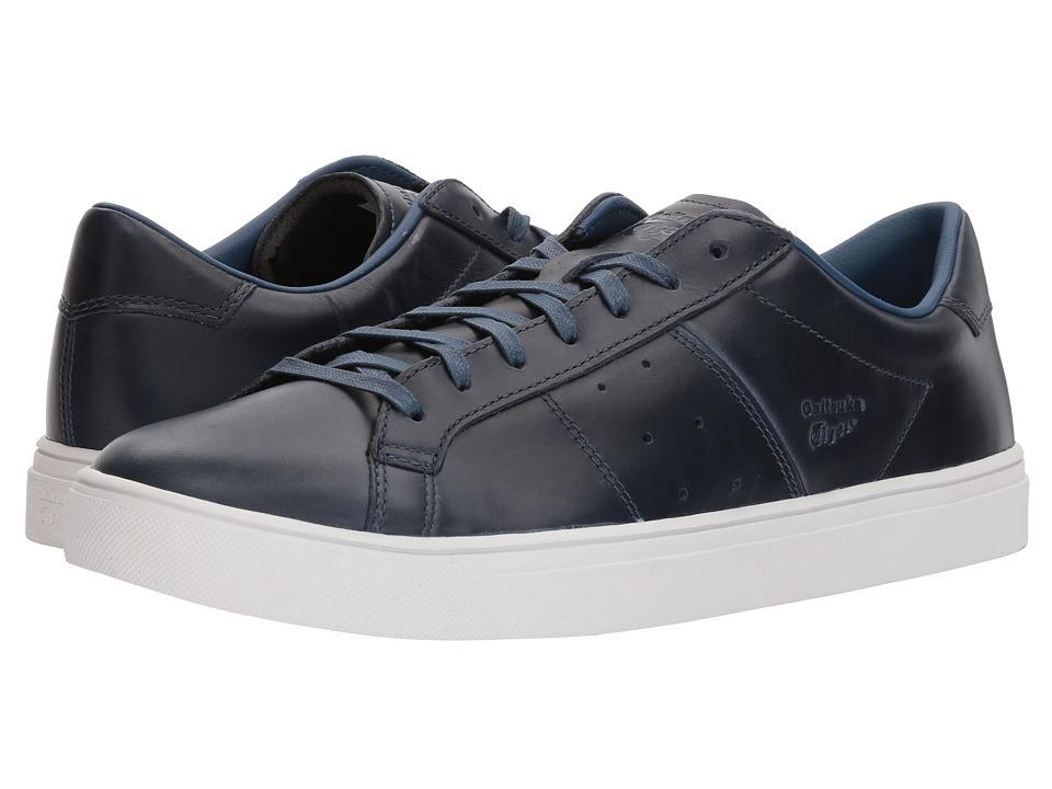 Onitsuka Tiger by Asics Lawnship 2.0 (Dark Blue/Dark Blue) Athletic Shoes