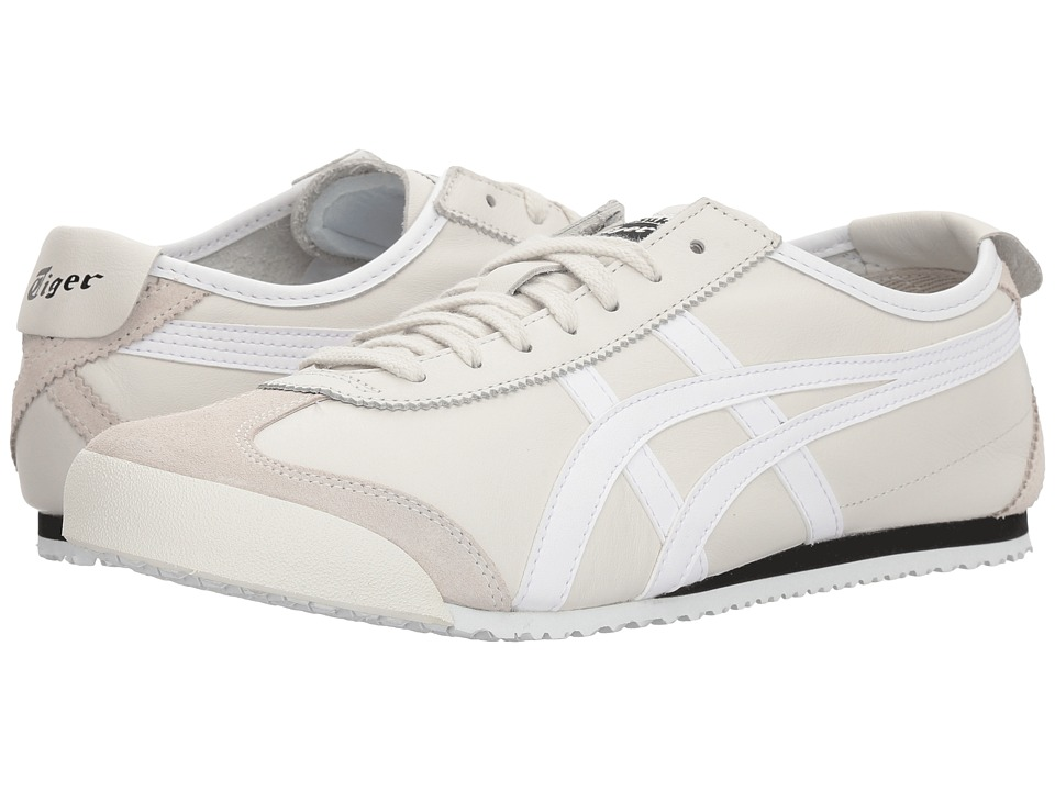 Onitsuka Tiger by Asics Mexico 66 (Vaporous Grey/White) Lace up casual Shoes