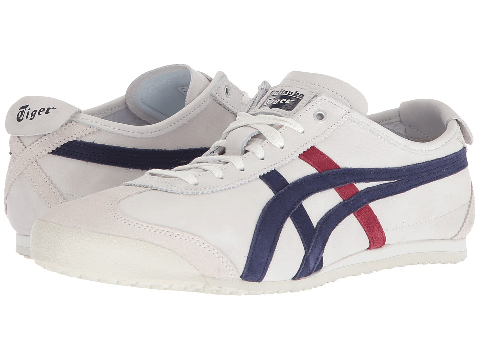 Onitsuka Tiger by Asics Mexico 66(r) (Vaporous Grey/Peacoat) Athletic Shoes