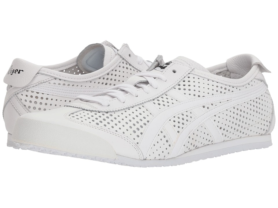 Onitsuka Tiger by Asics - Mexico 66(r) (White/White) Athletic Shoes