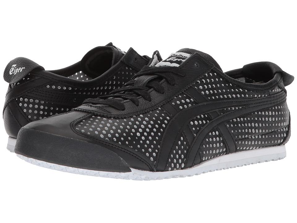 Onitsuka Tiger by Asics Mexico 66(r) (Black/Black) Athletic Shoes