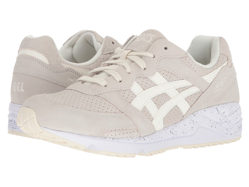 ASICS Tiger - Gel-Lique (Cream/Cream) Athletic Shoes