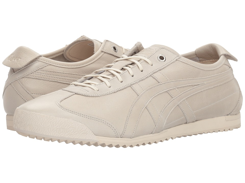 Onitsuka Tiger by Asics - Mexico 66(r) SD (Cream/Cream) Athletic Shoes