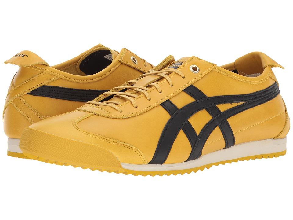 Onitsuka Tiger by Asics Mexico 66(r) SD (Tai-Chi Yellow/Black) Athletic Shoes