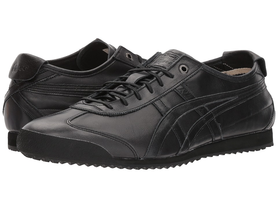 Onitsuka Tiger by Asics Mexico 66(r) SD (Black/Black) Athletic Shoes