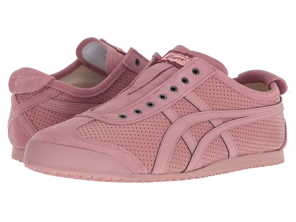 Onitsuka Tiger by Asics Mexico 66(r) Slip-On (Ash Rose/Ash Rose) Athletic Shoes