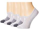 adidas Originals Originals Blocked Space Dye Super No Show Sock 6-Pack