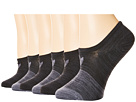adidas Originals adidas Originals Originals Blocked Space Dye Super No Show Sock 6-Pack