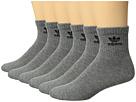 adidas Originals Originals Trefoil Quarter Sock 6-Pack