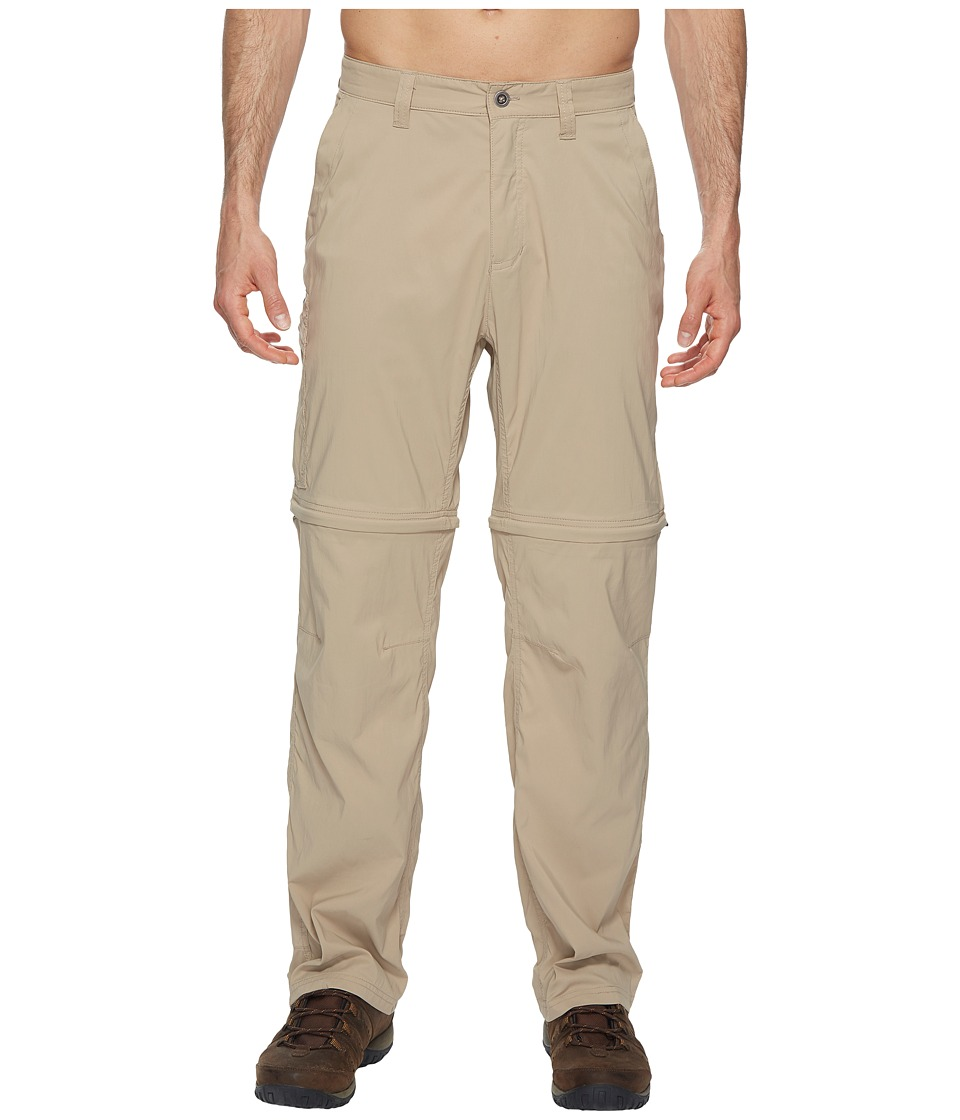 Mountain Khakis - Equatorial Stretch Convertible Pants Relaxed Fit (Classic Khaki) Mens Casual Pants