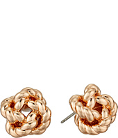 Tory Burch - Rope Knot Stud Earrings