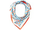 Tory Burch Lettering Neckerchief